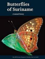 【预订】Butterflies of Suriname: A Natural History 价格:849.00