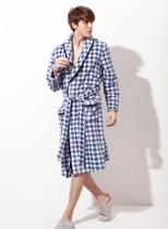酷恋珊瑚绒男士睡袍浴袍2012秋冬新品家居睡衣22232096 价格:369.00