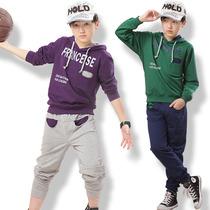 男童运动套装 儿童套装男童套装运动装 中大童装2013秋装新款9423 价格:138.84