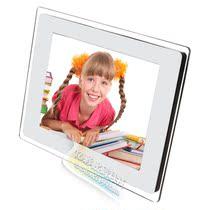 12寸数码相框 夏普高清AA屏1024*768锂电数码相架LED节能电子相册 价格:229.50
