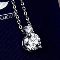千寻海风饰品 爱·唯一锆钻水晶项链 奥地利锆钻 圣诞节礼物女 价格:117.00