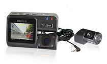 乐驾行车记录仪X10+ 高清720P 防碰瓷 支持后视录像 双摄像头 价格:399.00