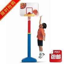 美国littletikes小泰克可调式升降篮球架616068儿童室内运动玩具 价格:432.00