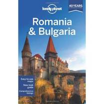 正版包邮Romania & Bulgaria (Lonely Planet Multi【三冠书城】 价格:134.50