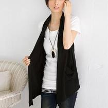 特价新款女装韩版时尚大码修身马甲无袖背心马夹个性长款坎肩夏 价格:18.00