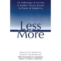 Less is More: The Art of Voluntary Poverty: an Anthology of 价格:133.92