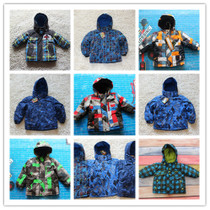 【流浪者】外贸出口加拿大加厚儿童滑雪服棉服户外防寒服-30度 价格:225.00