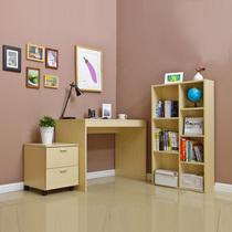 包邮特价时尚简约分体书柜电脑桌家用台式办公桌书柜书桌 价格:218.00