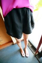 于momo打版制作  精品细腻麻料 清凉型 阔版显瘦清凉短裤K3224 价格:55.00
