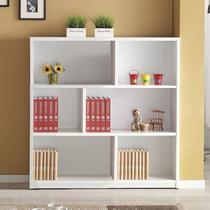 特价简约书柜书架自由组合书橱储物柜儿童书柜架简易收纳柜置物架 价格:95.00