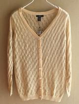 2013年MNG镂空金线百搭针织衫 空调衫 价格:75.00