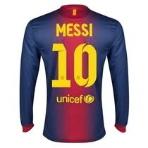 梅西 messi 印字 印号 12/13赛季 巴萨 长袖球衣 正品 球衣印字 价格:669.00