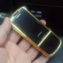 限量版Nokia/诺基亚 W8 8800Arte/8800A 24K黄金版/铂金版 价格:7050.00