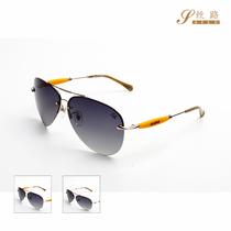 丝路 2013新款男士太阳镜 圆脸个性舒适酷偏光墨镜 专柜正品SL009 价格:480.00