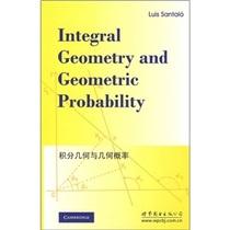 正版/积分几何与几何概率(英文版)/(阿根廷),路易/泽润图书 价格:41.80