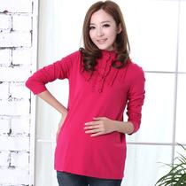 春装 韩版 棉质 孕妇装 上衣 T恤 棉质 孕妇 打底衫 打底衣 10811 价格:59.00