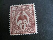 法属新喀里多尼亚1905-鸟1枚新(MNH) 价格:2.00