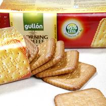 西班牙原装进口零食 gullon谷优热带奶油饼干200g 代餐饼干 价格:7.92