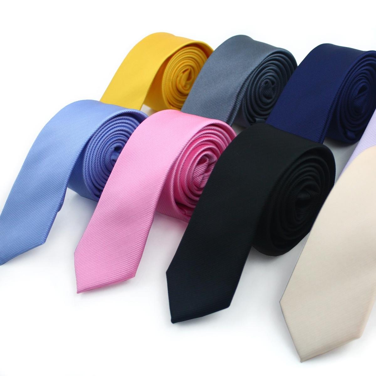 包邮De Lisle 5cm纳米防水韩版窄领带休闲男女小领带结婚小小礼品 价格:15.30