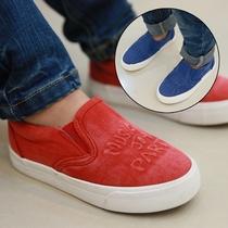 童鞋韩版软底儿童鞋子帆布鞋男童女童板鞋单鞋球鞋潮低帮一脚蹬 价格:65.00