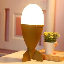 时尚创意家居居家生活用品 导弹灯小夜灯 新奇特实用个性生日礼品 价格:46.00