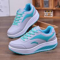 特价春夏款女鞋跑步鞋女士网面女式透气跑鞋低帮休闲运动鞋女鞋 价格:45.00