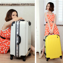 银座旅行箱铝框拉杆箱行李箱外交官女万向轮20 22 24 26 28寸包邮 价格:268.00