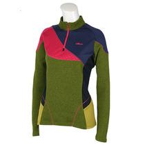韩国马尔佐MARZO 女款 户外保暖抓绒长袖T恤 骑行服(TSM-203) 价格:128.00