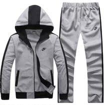 耐克套装男式纯棉李宁运动服休闲套装男运动套服春秋男装 价格:88.00