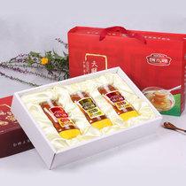 端木赐特等蜂蜜礼盒纯天然高档特色精致送礼礼品礼盒农产品包邮 价格:138.45
