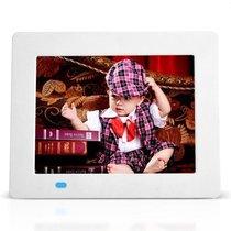 包邮正品 优可视数码相框DPF819 7寸高清超薄相框 带遥控播放 价格:150.00