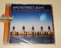 后街男孩 Backstreet Boys In a World Like This 14首 HK版 价格:85.00