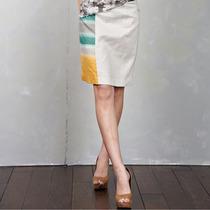 德诗原创设计女装专柜正品夏款丝麻手绘气质半截裙女中裙8920366 价格:159.00