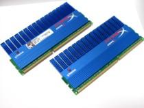 金士顿 骇客神条KHX21C11T2K2/8X DDR3 2133 8G 4Gx2 套装台式机 价格:620.00