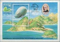 【新宝贝】D5982圣多美普林西比79飞艇罗兰希尔和山M 价格:60.00