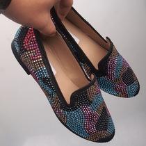 美国 系列 ST*VE 正品 平底 水钻 气质 满天星 闪闪 个性 小单鞋 价格:178.00