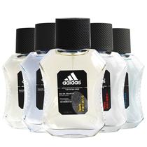正品包邮 Adidas阿迪达斯男女士香水 冰点激情等 多款可选 买赠三 价格:98.00