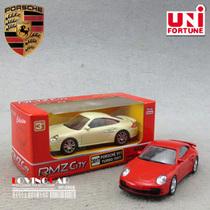 1:64 掌中宝礼盒装 裕丰保时捷911 TURBO 跑车 合金回力汽车模 价格:12.00