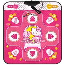 悦步2013款4050首歌曲游戏最多中文电视电脑两用高清跳舞毯机包邮 价格:78.00