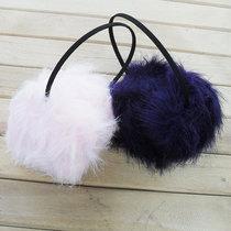 韩国可爱耳套 仿狐狸毛 耳罩耳暖 秋冬保暖耳套 价格:7.80