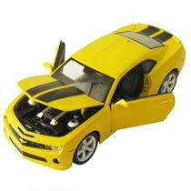 美驰图/Maisto 1:24 雪佛兰 科迈罗大黄蜂 合金汽车模型黄色 价格:61.80