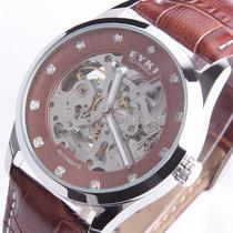 艾奇EYKI 手表男士机械表男式全自动机械表镂空手表 夜光防水腕表 价格:184.00