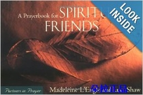 正品Prayerbook Spiritual Friends 价格:126.00