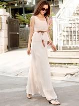 女装夏装2013新款 韩版女装 希腊女神风优雅 波西米亚 连衣裙长裙 价格:138.00