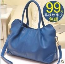 2013新款潮女士包包真皮女包特价清仓头层牛皮单肩斜挎包手提包袋 价格:99.00