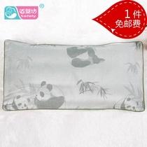 宝宝睡觉不出汗 适婴坊婴幼儿纯棉定型荞麦枕头 防偏头 1-3岁儿童 价格:54.60