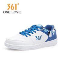 361度 男鞋 正品 2013秋季新品运动鞋休闲潮流时尚滑板鞋 7236623 价格:95.00