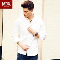 2013秋季新款男装 时尚潮流修身休闲纯色棉质衬衣 男士长袖衬衫 价格:79.00