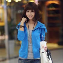 2013新款秋装韩版春秋外套 少女学生装修身休闲外衣女开衫小外套 价格:49.00