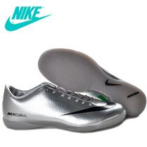 2013正品耐克平底室内足球鞋 刺客9代 银色 特价 凹凸面 训练鞋现 价格:255.00